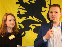Sanne Van Looy, Wouter Patho