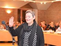 Mieke Vermeyen, gemeenteraadslid